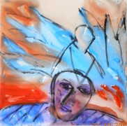 Acryl auf Leinwand, 80x80 cm
