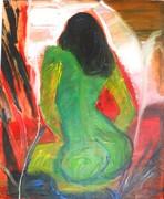 Acryl auf Leinwand, 80x60 cm