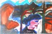 Acryl auf Leinwand, 75x115 cm