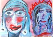 Acryl auf Leinwand, 60x80 cm