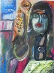 Pauer Art, Trompetenblues, Marianne Hegner